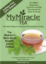 Dr. Miller's Holy Tea 3-Month Supply 10% Discount | My Miracle Tea Herbal DeTox