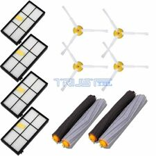Side Brush Filter Dust Cleaner Kit for iRobot Roomba 800 900 series 870 880 980