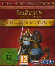 Shogun TOTAL WAR GOLD EDITION incl Mongol invasione come nuovo