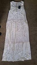 Paradise Cove Scotch & Soda Ivory long full length dress sz2 BNWT free post E26