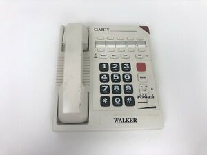 Clarity W-1000 High Frequency Enhancing Phone by Walker
