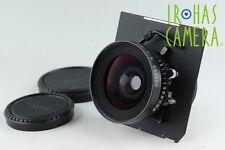Nikon Nikkor-SW 90mm F/8 Lens #12242B2