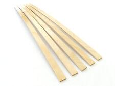 5x NEUE Federholzleisten 8x53 mm | 0,8x5,3 cm | Lattenrost Latten | Ersatzlatten