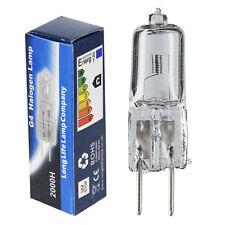 20 X G4 12v 10w Halogen Light Bulb Capsule - Long Life