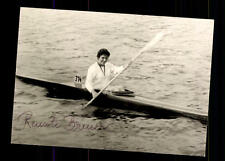 Renate Breuer Autogrammkarte 70er Jahre Original Signiert Kanu+A 146659
