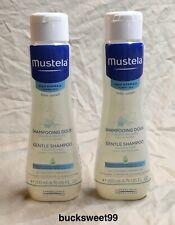 Mustela Gentle Shampoo (Normal Skin) - 6.76 oz - Exp 1/21 - 2 Pack