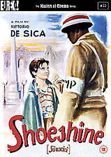Shoeshine (DVD) De Sica  Masters of Cinema NEW AND SEALED FREE POSTAGE