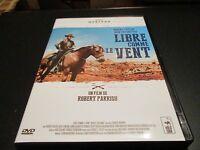 "DVD NEUF ""LIBRE COMME LE VENT"" Robert TAYLOR, John CASSAVETES - western"