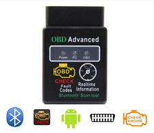 ELM327 OBDII OBD2 WiFi Car Engine Diagnostic Code Reader Scan Android
