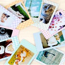 40PC Polaroid Masking Craft Photo Decor Stickers For FujiFilm Instax Mini 8 7s]