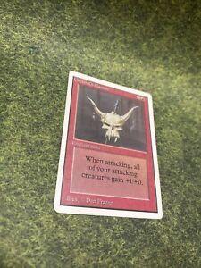 magic mtg orcish oriflamme revised edition x1