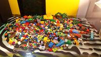 Huge Lot Lego & Mega Bloks & Playmobil Mixed good condition as Shown (2)
