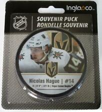 Nicholas Hague NHL Photo Vegas Golden Knights Hockey Puck #14