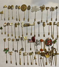 vintage antique hat pins 55+