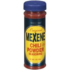 Mexene Chili Powder Seasoning 3 oz Bottle BB 10/2020