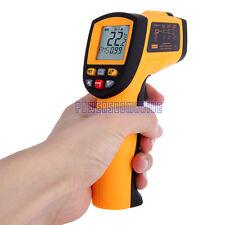 Non-Contact Digital IR Infrared Thermometer Handheld Laser Temperature Gun UK