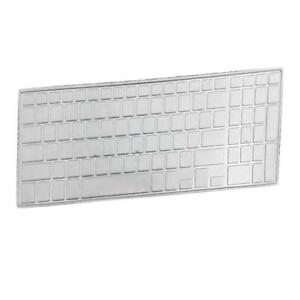 Dust-proof Clear TPU Keyboard Cover Skin Protector for Dell CR 15.6inch