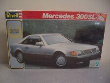 Revell 1/24 Mercedes 300SL-24-Sealed