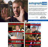GUY RITCHIE signed Autographed 8X10 PHOTO a PROOF - DIRECTOR Snatch ACOA