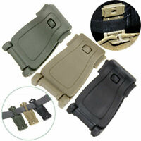 1x Webbing Strap Buckle Clip 30mm Connect MOLLE Military Army Bag HOT SALE E5Y3