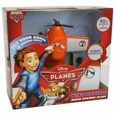 Disney Pixar BLL30 Planes Tilt-n-Fly Dusty Vehicle Toy Playset