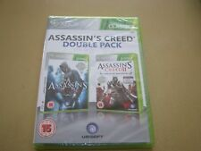 Assassin's Creed Double Pack -- Classics (Microsoft Xbox 360, 2012) - European Version
