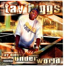 "TAY DIGGS - ""UNDERWORLD"" (RARE '04 KANSAS CITY G-FUNK)  RICH THE FACTOR , S2THEB"