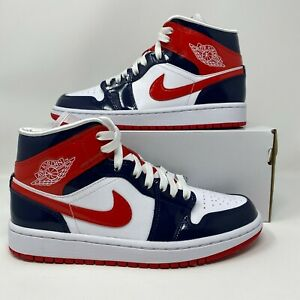 "Nike Air Jordan 1 Mid ""Champ Colors"" DJ5984-400 Women's Size"