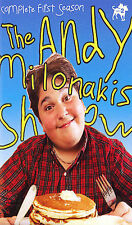 THE ANDY MILONAKIS SHOW Complete FIRST SEASON (DVD SET) 1st one SEALED NEW