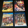 Samurai Warriors 4 + 4 II Limited Edition Games for PlayStation 4 (PS4) Bundle