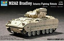 Trumpeter 1/72 M2A2 Bradley Infantry Fighting Vehicle TRP7296