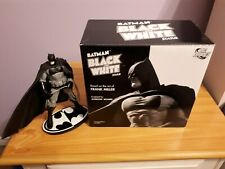DC Direct BATMAN Black & White Series Statue
