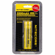 Nitecore 18650 NL1835 3500 mah Rechargeable Battery Li-ion Protected Cell
