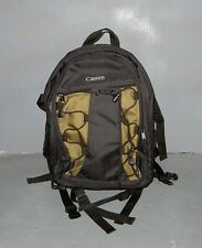 Canon Deluxe Photo Backpack for Canon EOS DSLR Cameras and Lens