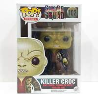 KILLER CROC #102 - Suicide Squad - FUNKO POP! HEROES - Vinyl Figure - NEW