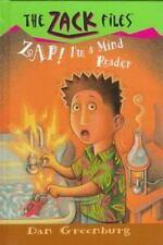 Zap! I'm a Mind Reader:  The Zack Files 04