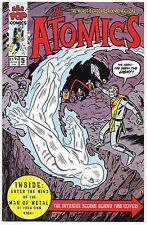 AAA POP Comics - The Atomics - #5 May 2000