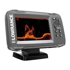 Lowrance Hook2 5x Ecoscandaglio con GPS e Trasduttore Splitshot - Novità 2018