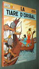 BDALIX :La TIARE D'ORIBAL -EO Casterman 1966 - très bon état