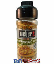 Weber Roasted Garlic & Herb Seasoning 78g