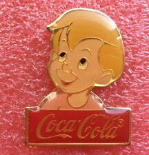 Pins DISNEY COCA COLA MICKAEL PETER PAN 15 Th Anniversary