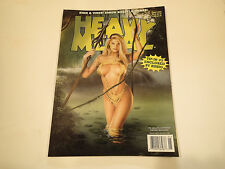 HEAVY METAL Magazine Vol. XXVI # 2 May 2002 comic movie *