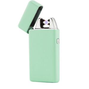 TESLA Lighter T05 - elektronisches USB Lichtbogen Feuerzeug aufladbar sturmfest