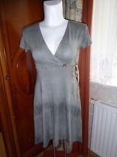 Avoca Damen Kleid Gr.1 36/38 Grau Grün Neu sehr hübsch ! einfach süs !