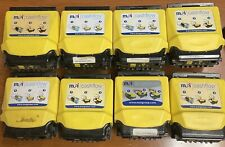 Lot Of 8 BV HEADS MEI UNKNOWN WORKING CONDITION