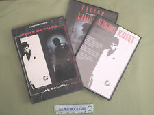 SCARFACE / THE IMPASSE / AL PACINO EDITION 2 DVD / BRIAN OF PALMA BOX 2 DVD