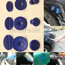 New 9pcs Auto Car Paintless Dent Repair Tools PDR Glue Puller Tabs Removal Kits