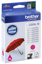 Brother LC-225 XLM magenta NEU