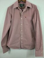 Mens Abercrombie And Fitch Button Down Shirt Size Large
