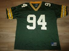 Kabeer Gbaja-Biamila #94 Green Bay Packers NFL Adidas Jersey XL mens